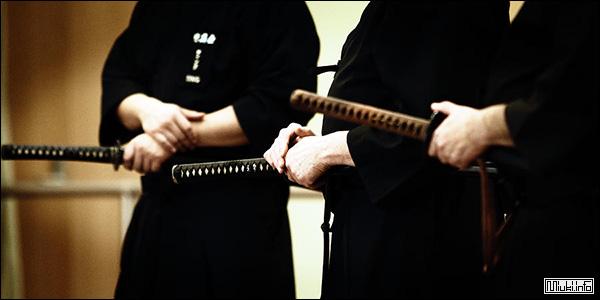 Древние традиционные японские мечи Катана и Вакидзаси (мнение эксперта, видео)