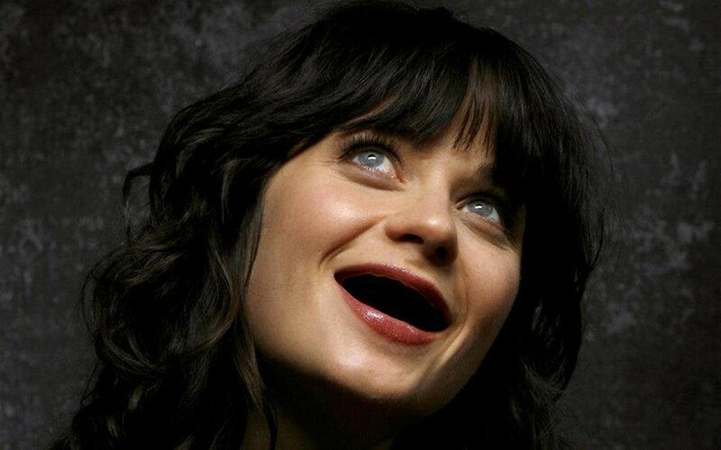 Неудачные фотографии: актрисы без зубов (обновлено)