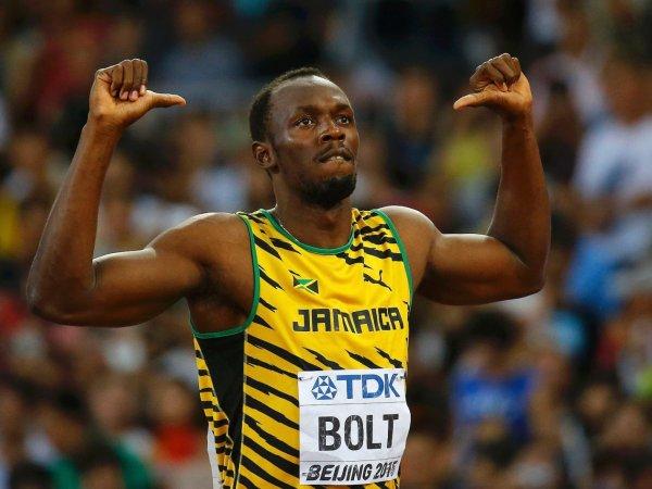 Болт вышел вфинал Олимпиады надистанции 200 метров