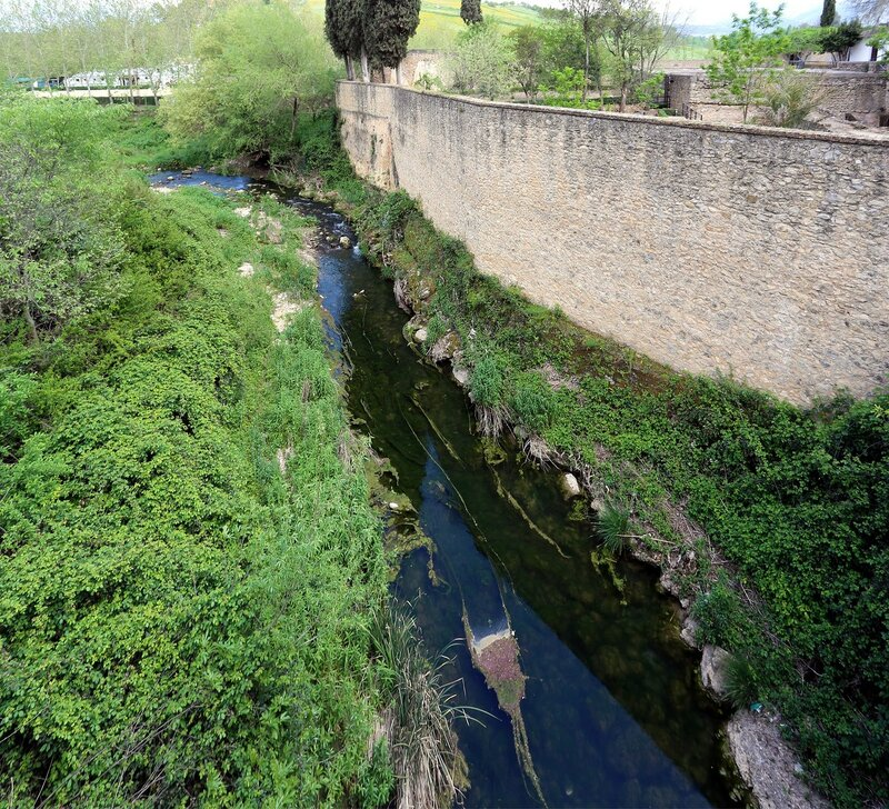 Ронда. Мост Святого Михаила (Puente San Miguel)