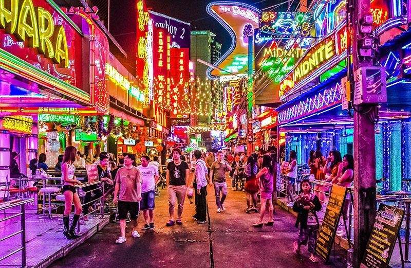 10. Таиланд – 1 место (56%) Секс индустрия в Таиланде является огромным сектором экономики страны. И