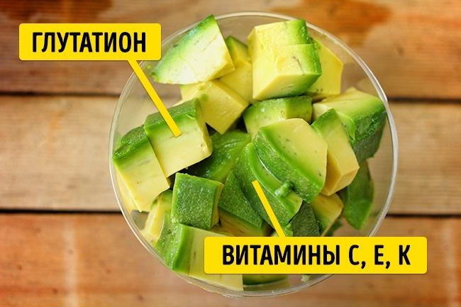 © depositphotos.com  Авокадо просто суперпродукт для печени . Они содержат глутатион , атакже