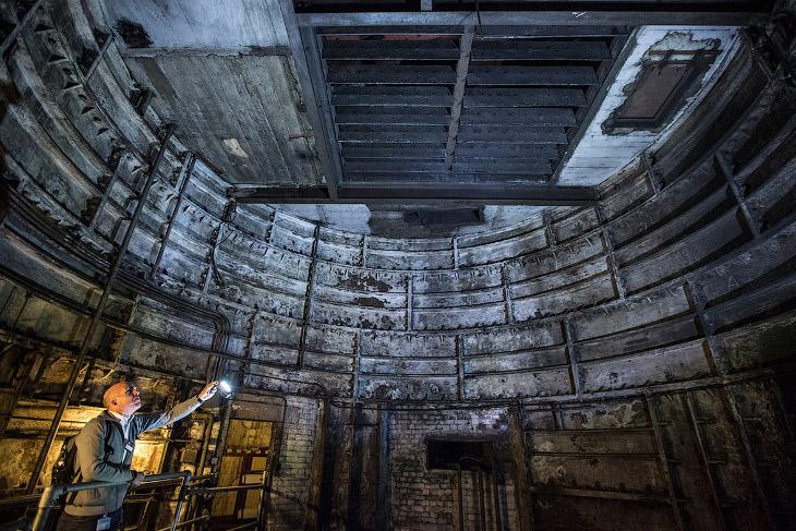1. Неиспользуемые станции метро и туннели иногда открываются для широкой публики в рамках фести