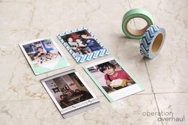 Этот декор понравится тем, кто любит напечатанные фотографии ибумажные фотоальбомы, оформленные сво