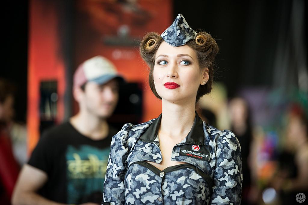 В июне в Москве прошел Mosсow Comic Convention , который на несколько дней стал естественной средой