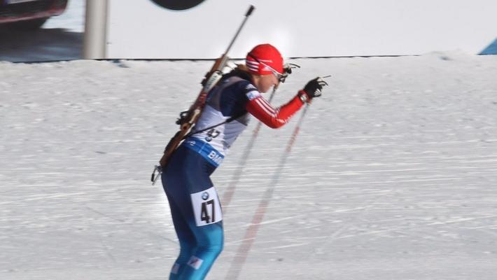 Русский биатлонист Эдуард Латыпов избежал дисквалификации замельдоний
