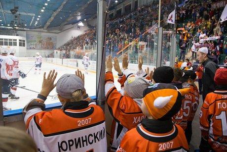 Ангарский «Ермак» обыграл «Динамо» изСанкт-Петербурга срезультатом 2:1