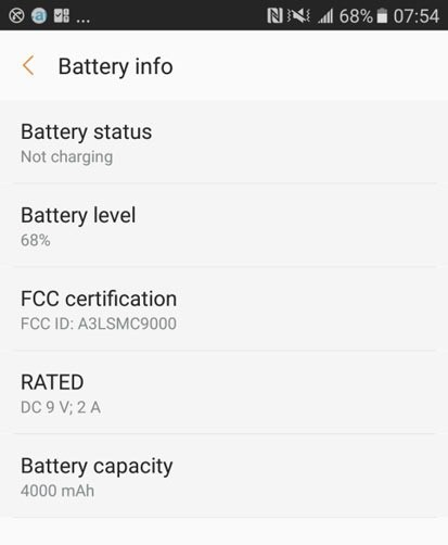 Названы технические данные телефона Самсунг Galaxy C9
