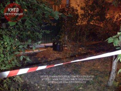 ВКиеве под жилыми домами обнаружили снаряд