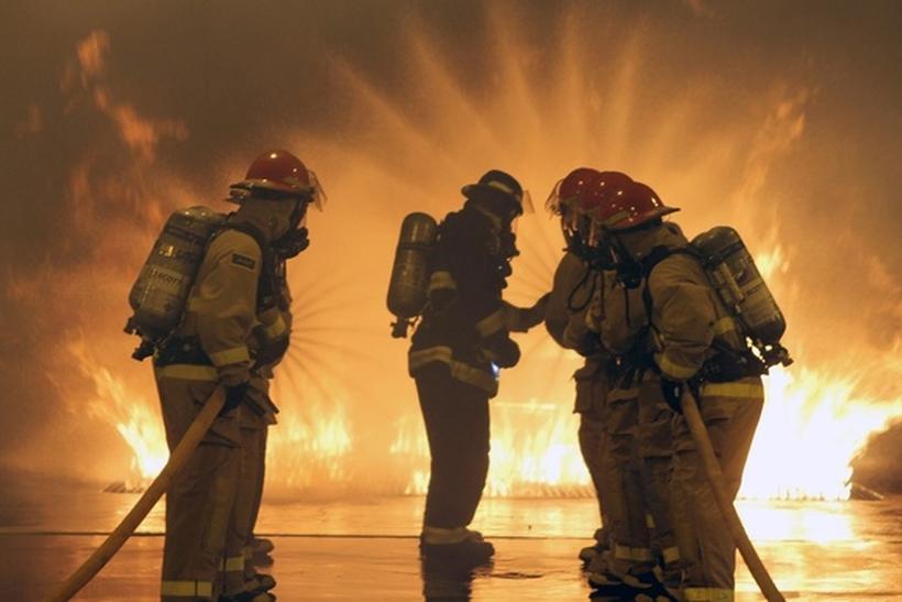 Один человек умер ишестеро спасены впожаре в российской столице