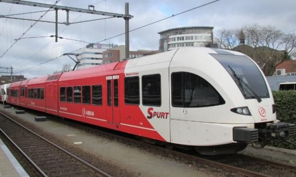 ВГолландии поезда используют только энергию ветра