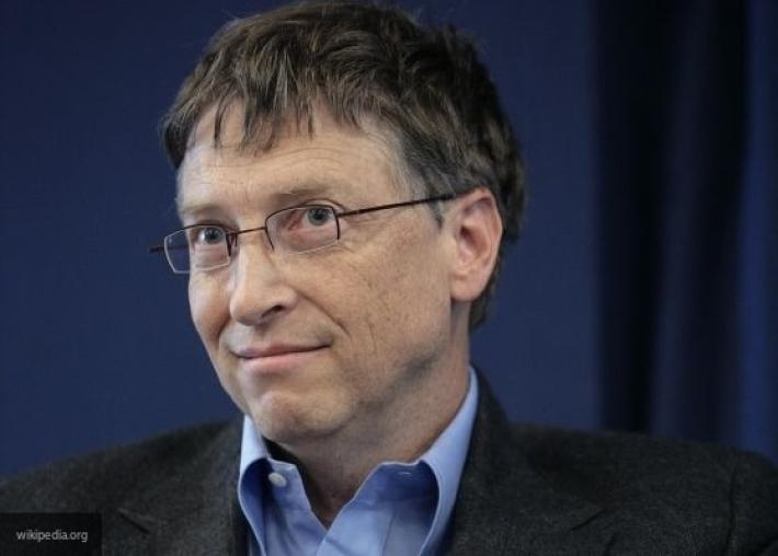 Гейтс будет триллионером к86 годам— Богатенький Билли