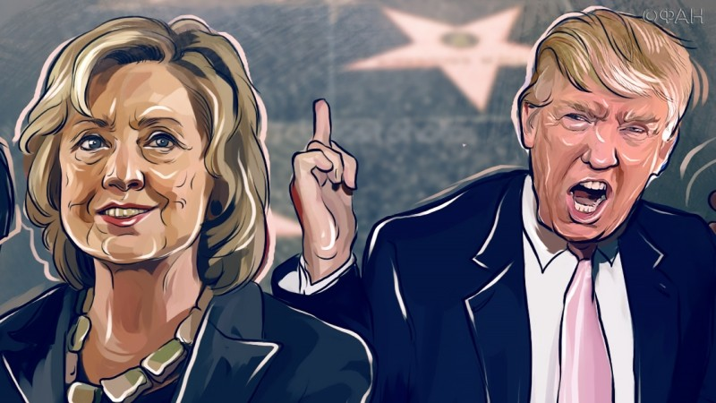 HBO снимет сериал опротивостоянии Клинтон иТрампа навыборах