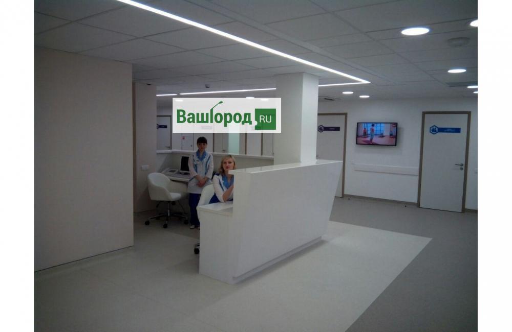 ВНовокузнецке открыли новый медицинский центр за3,7 млрд руб.
