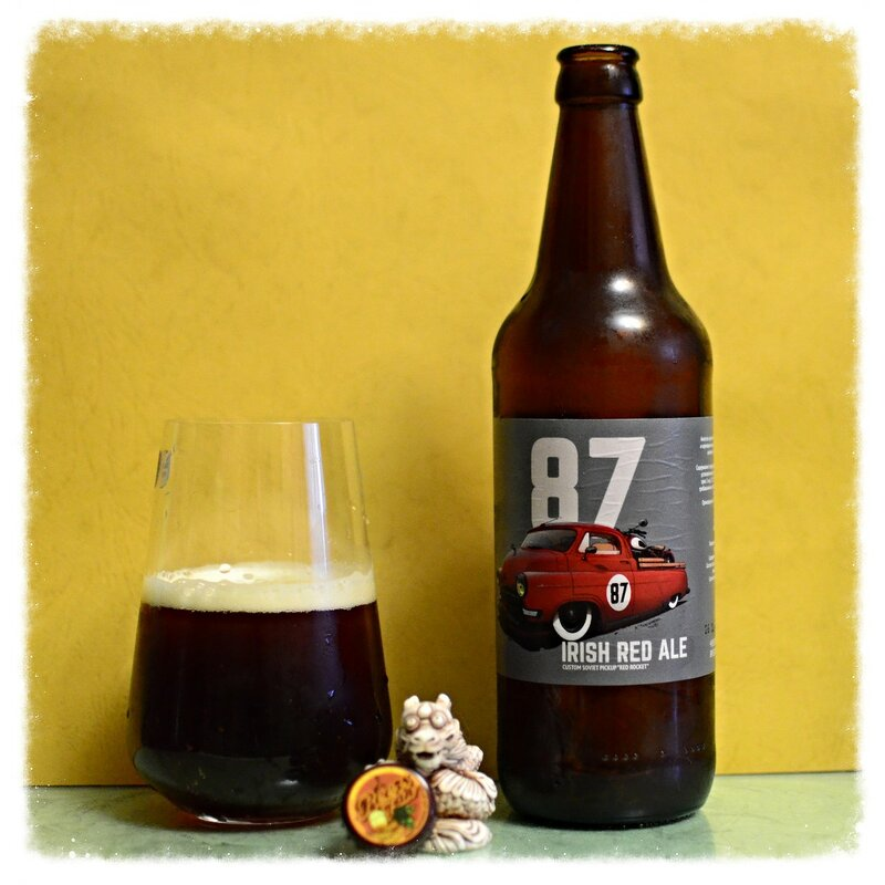Beersfan 87 Irish Red Ale