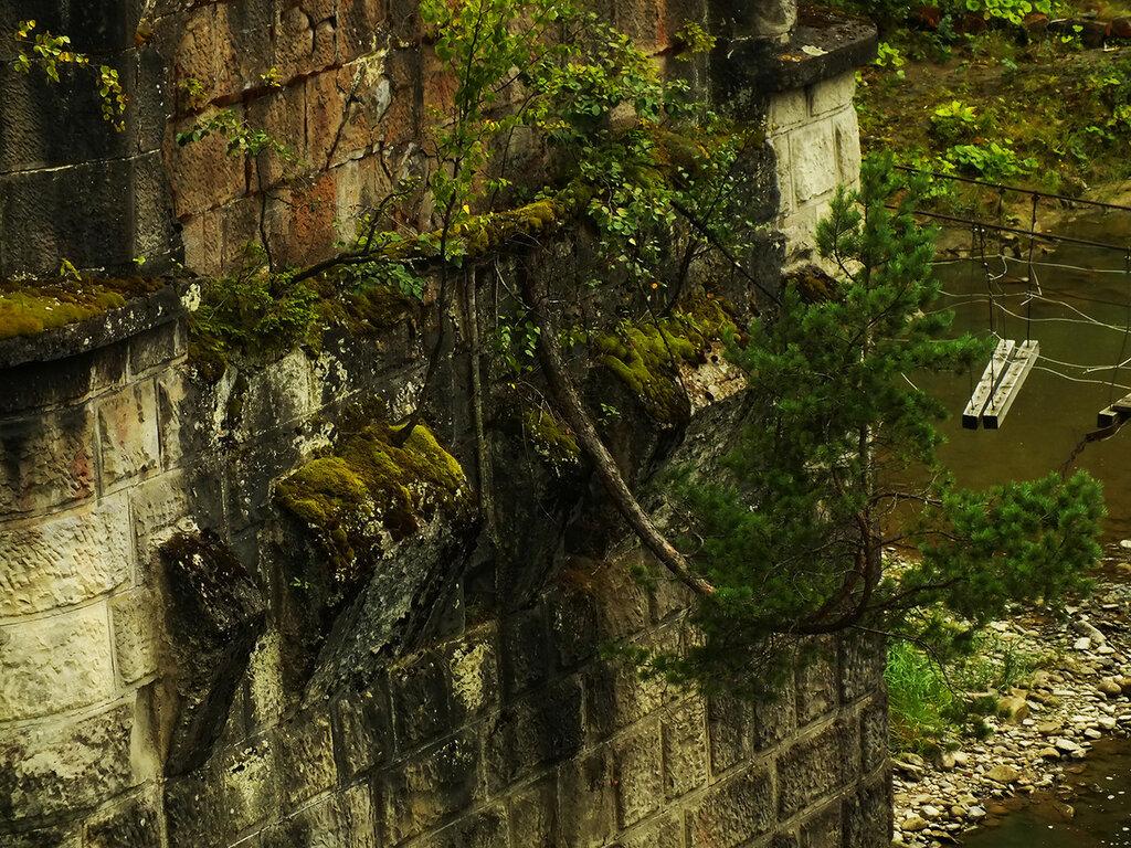 старый мост через Прут