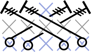 钩针教程:大凯尔特图案(钩针难度5星) - maomao - 我随心动
