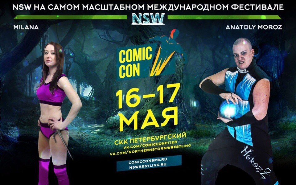 NSW Comic Con 2015
