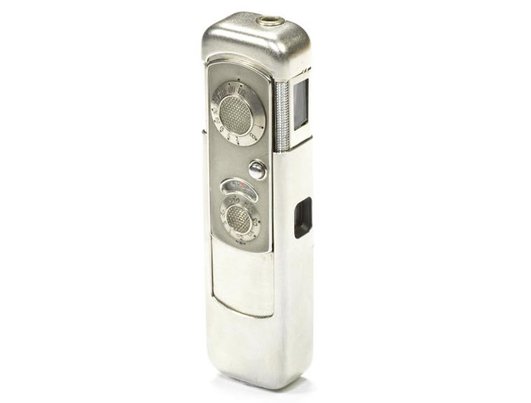 Minox no. 8245 (VEF, USSR)