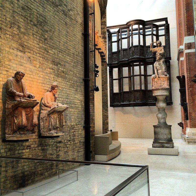 Вещная Изнанка Лондона