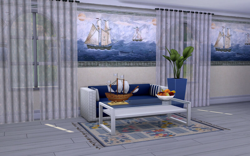 Maritime panel by ihelen