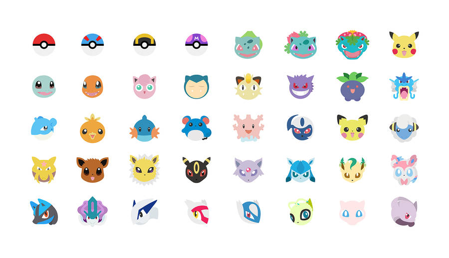 Pokemoji Keyboard Project (9 pics)