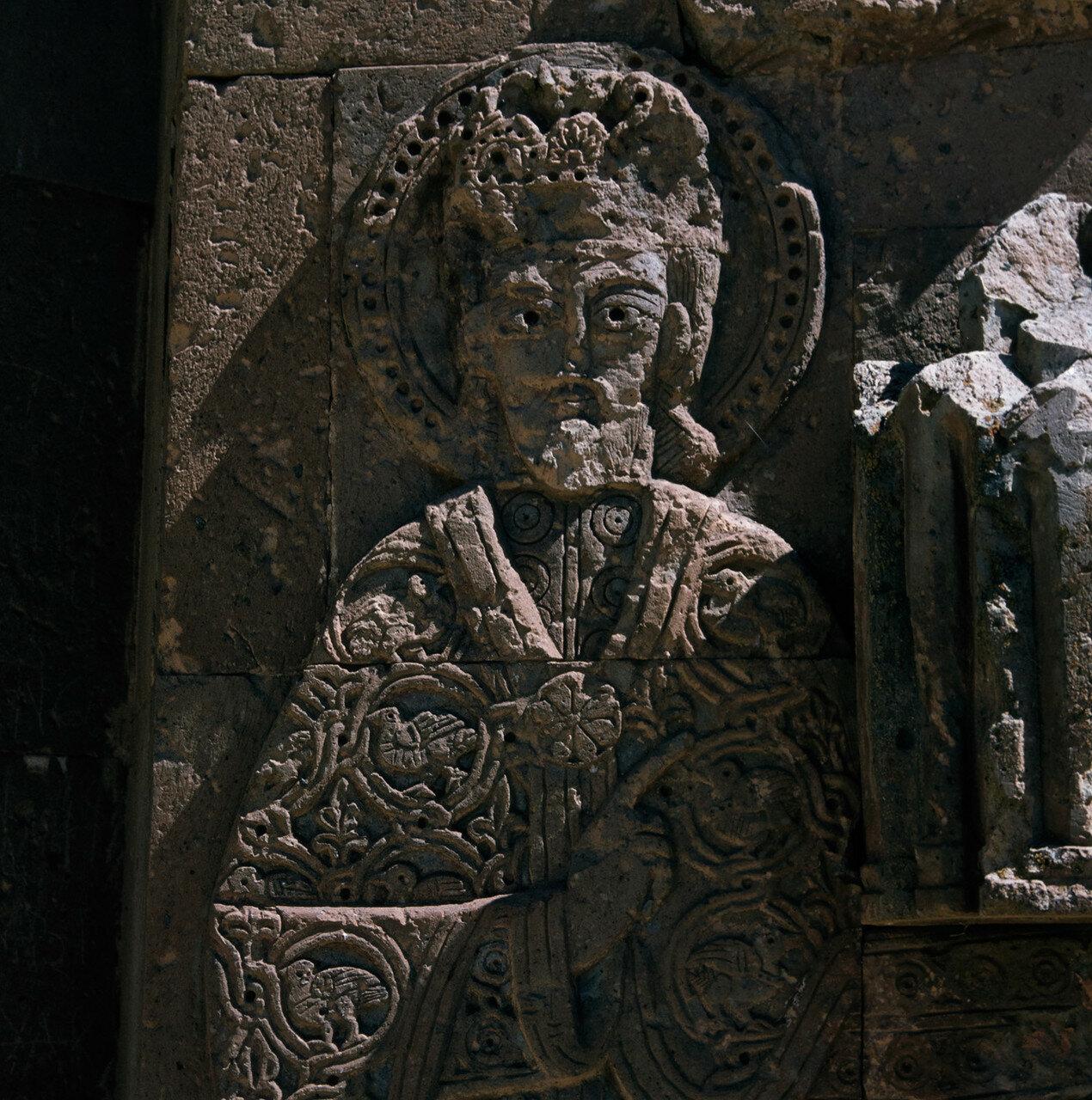 Церковь Святого Креста на острове Ахтамар.  915—921