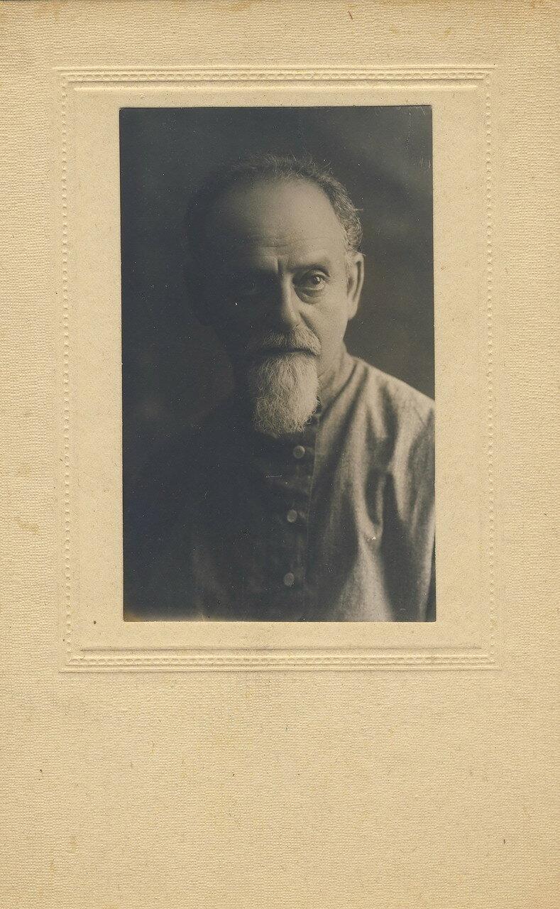 1932. Михаил Гольдман (Либер)