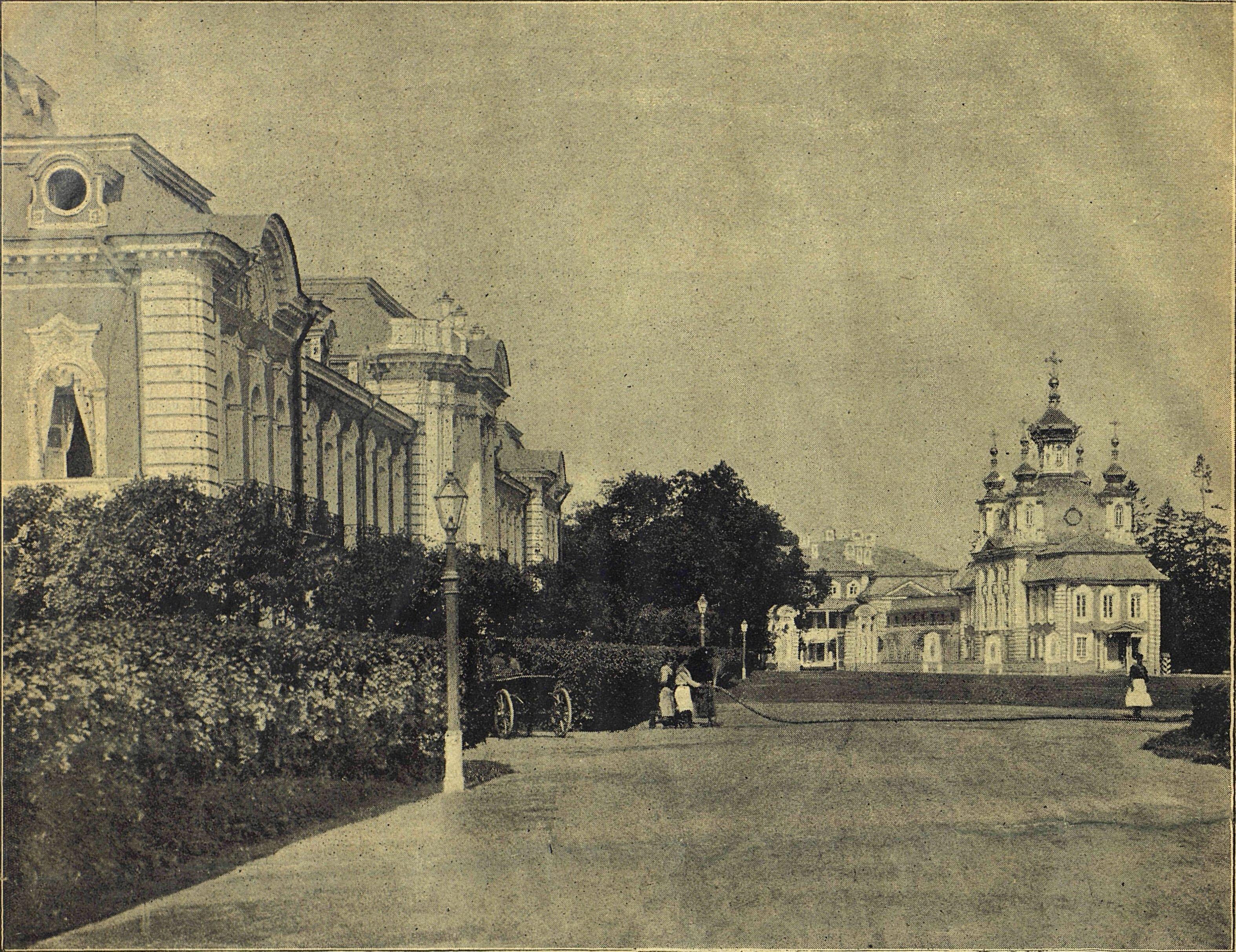 Церковная площадь