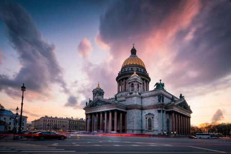 интересные места в Петербурге