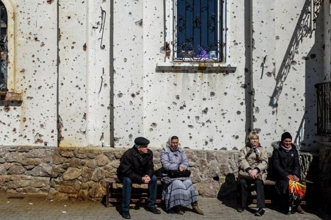 Монастырь под огнём: прифронтовая обитель на Донбассе