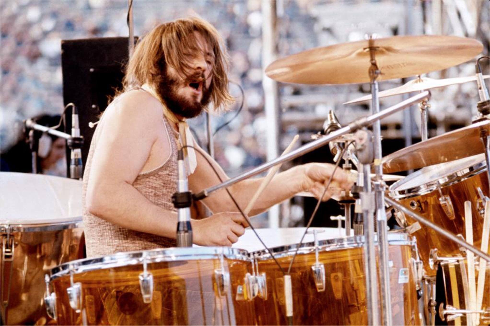 1970-е. Джон Бонэм