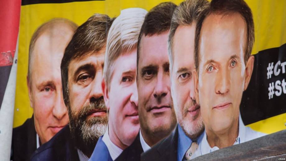 «Киевский доклад»: Лозинский призывает США ввести санкции против украинских олигархов