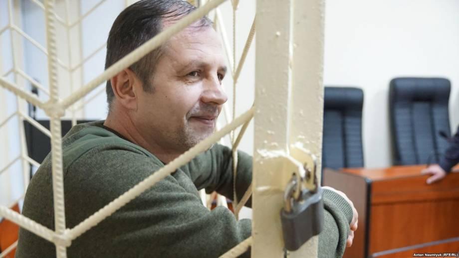 Осужденный в Крыму Балух после объявления голодовки только пьет воду и чай – правозащитник