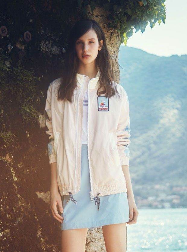 Au Jour Le Jour for Colmar SS18 Capsule Collection