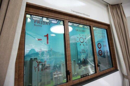 """Умные окна"": преимущества и разновидности"