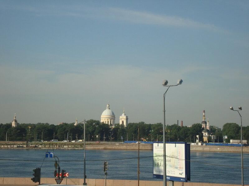 Санкт-Петербург. Александро-Невская лавра (1)