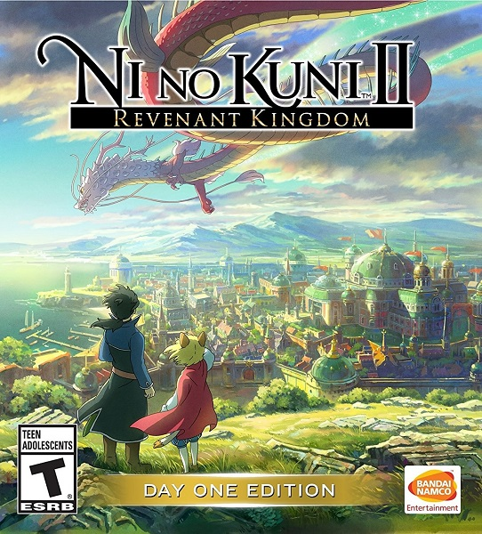 Ni no Kuni™ II: Revenant Kingdom (2018/RUS/ENG/MULTi7/RePack by xatab)