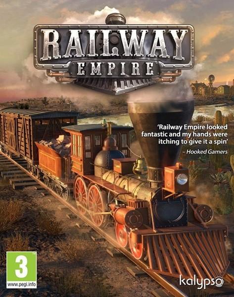Railway Empire (2018/RUS/ENG/RePack by xatab)