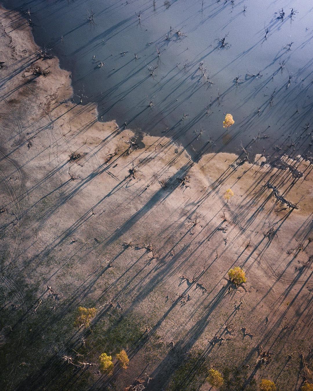 Аэрофотоснимки Мэтта Придла