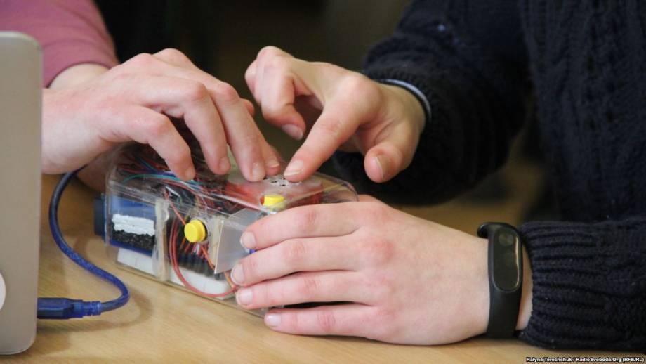 Львовская юная изобретательница представит Украину на Genius Olympiad в США