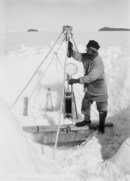 Трагическая экспедиция Роберта Скотта на Южный полюс