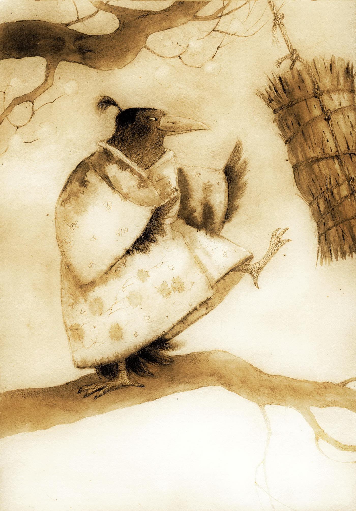 рисунки Маши Дударь