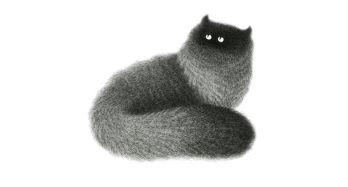 Fluffy Cats – The adorable illustrations by Kamwei Fong