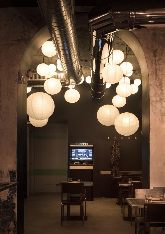 Kanpai Japanese contemporary by Vudafieri-Saverino Partners