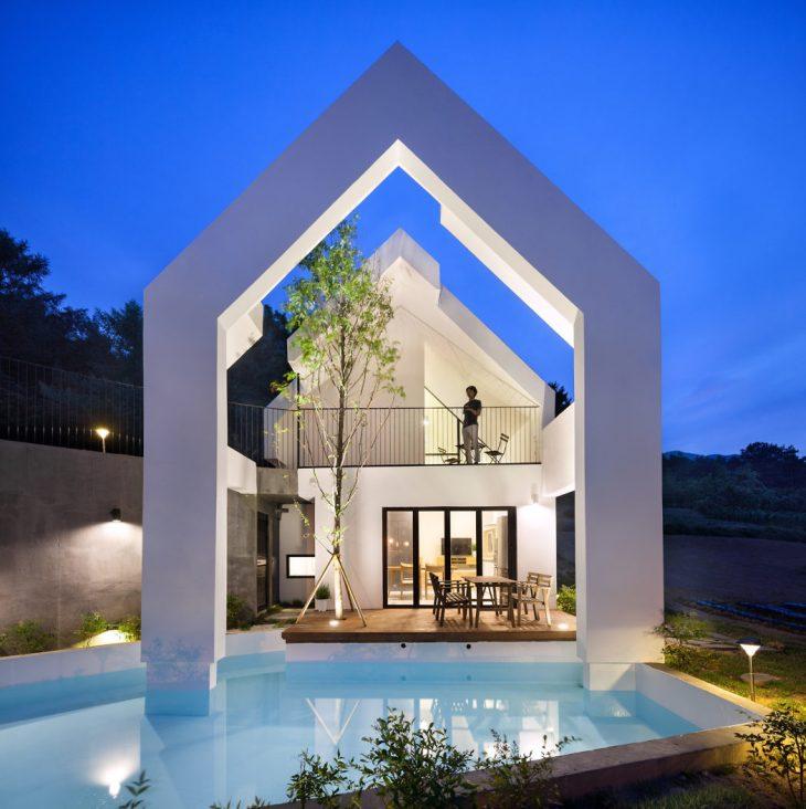 Baomaru House by Rieuldorang Atelier