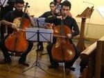 Православный хор «Coro ortodoxo de Santiago» принял участие в фестивале христианской духовной музыки в Сантьяго, Чили