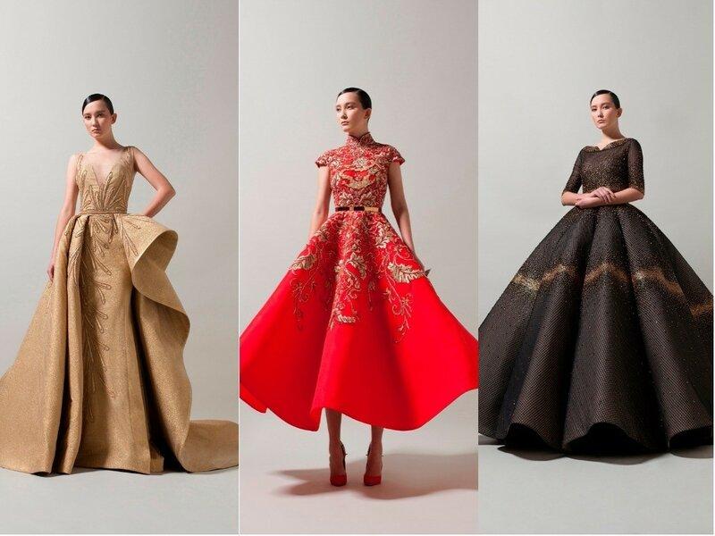 Saiid Kobeisy Haute Couture весна-лето 2018