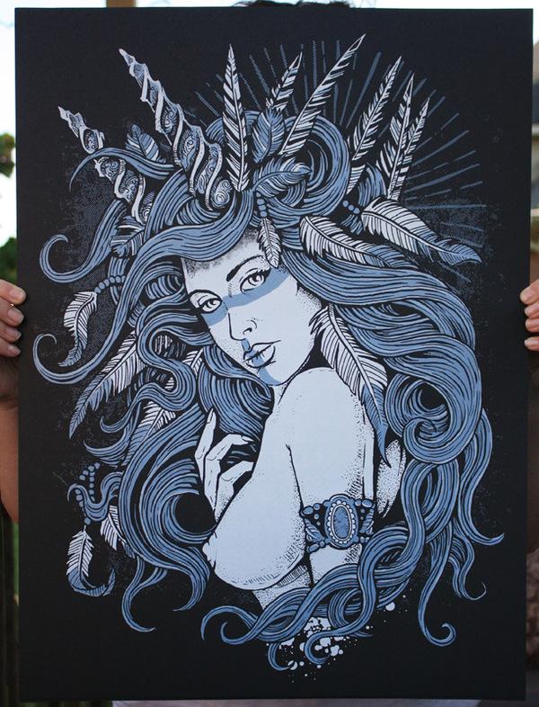 Illustrator - Graphic Designer - Derrick Castle