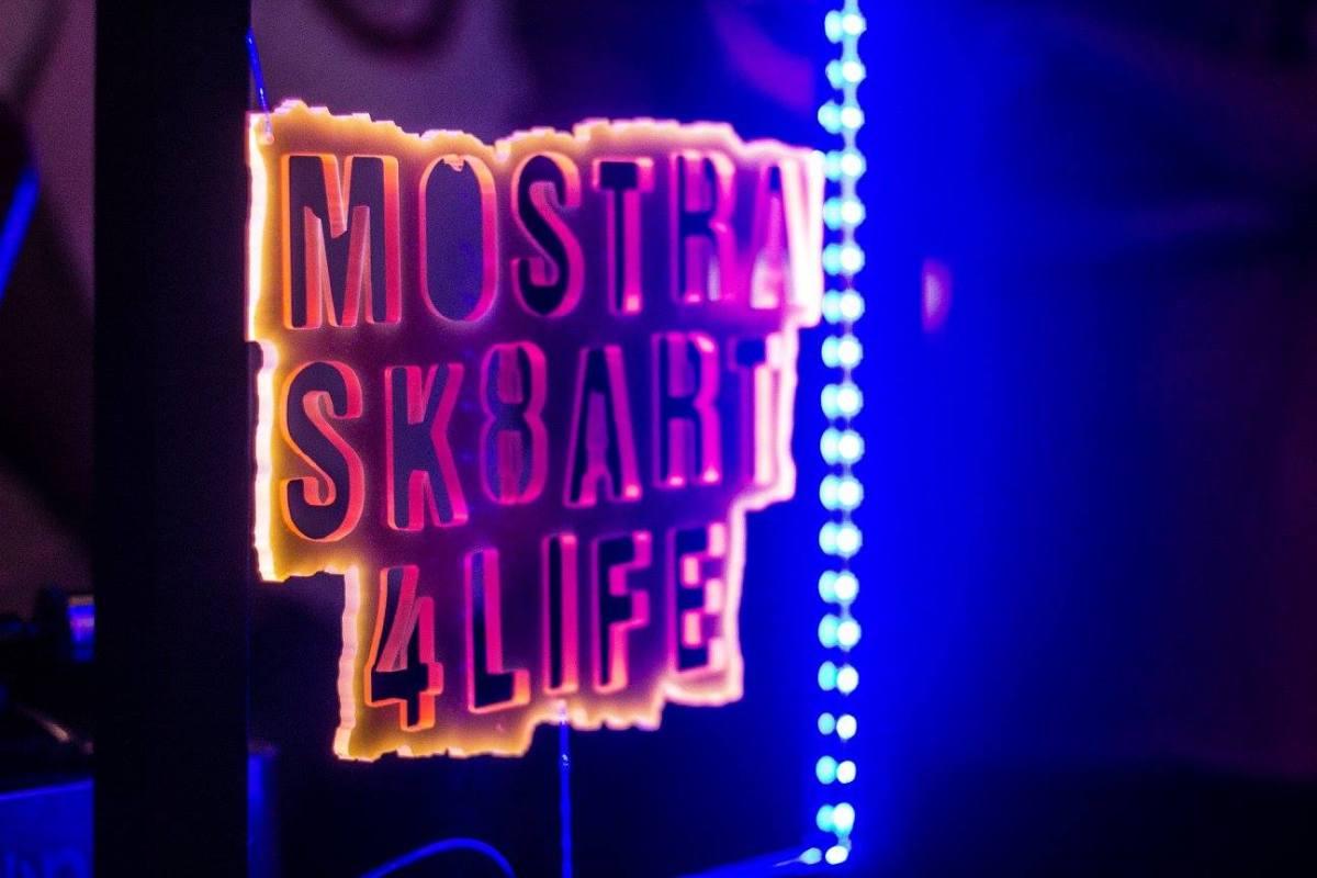 Sk8Art4Life Show: o evento dedicado aos amantes de skate art (6 pics)